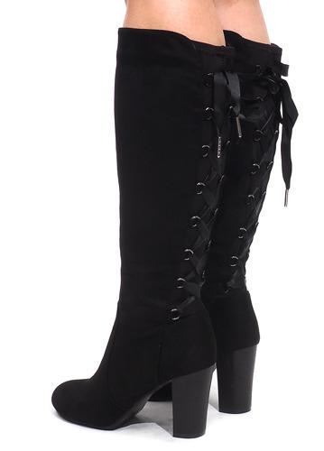 Czarne sneakersy  Kiki