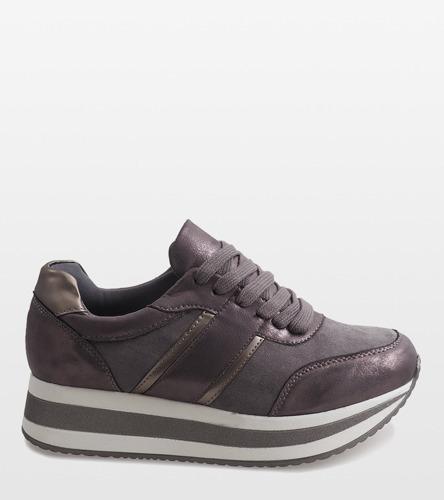 Żółte mokasyny Sunny